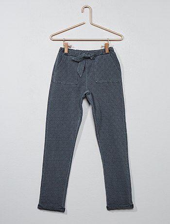 Pantaloni taglio carota - Kiabi