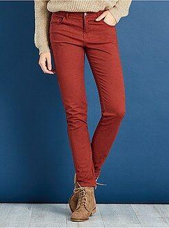 Pantaloni slim - Pantaloni taglio slim - Kiabi