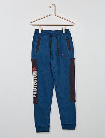 Pantaloni tessuto felpato 'Spider-Man' - Kiabi