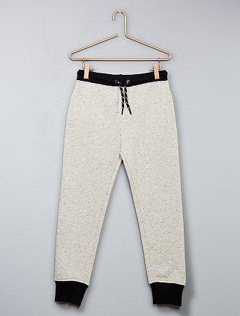 Pantaloni tuta applicazione mostro - Kiabi