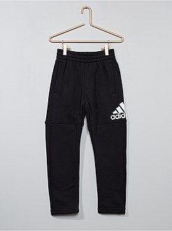 Pantaloni - Pantaloni tuta felpati 'Adidas' - Kiabi