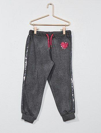 Pantaloni tuta strass - Kiabi