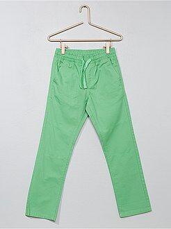 Pantaloni - Pantaloni twill - Kiabi