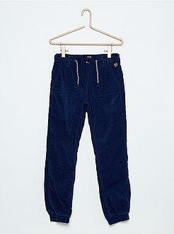 Pantaloni velluto a coste bambino