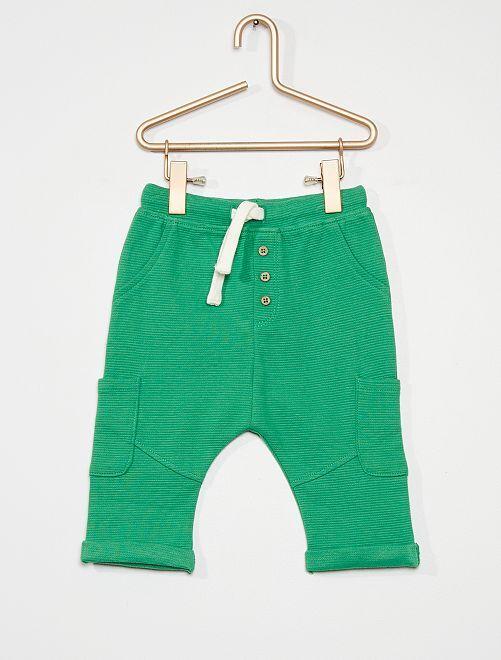 Pantaloni                             verde