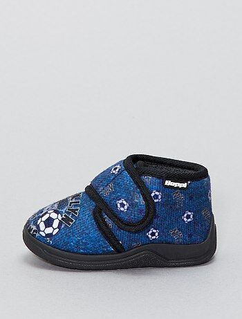 Bambino 0-36 mesi - Pantofole alte a strappo - Kiabi