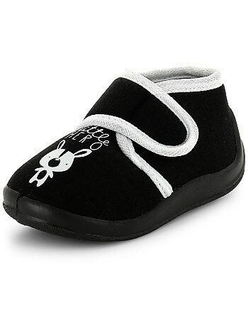 Pantofole alte a strappo 'little hero' - Kiabi