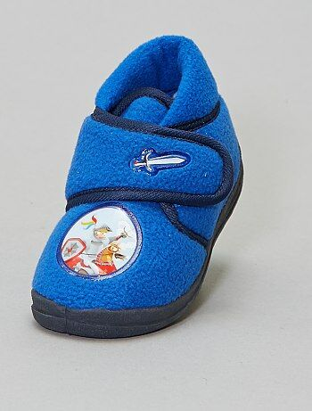 Pantofole alte 'Cavaliere' - Kiabi