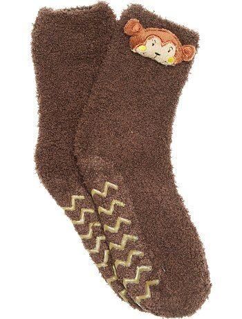 Bambina 3-12 anni - Pantofole calzino animali - Kiabi