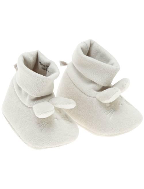 Pantofole 'coniglio' 'eco-sostenibili'                                         grigio