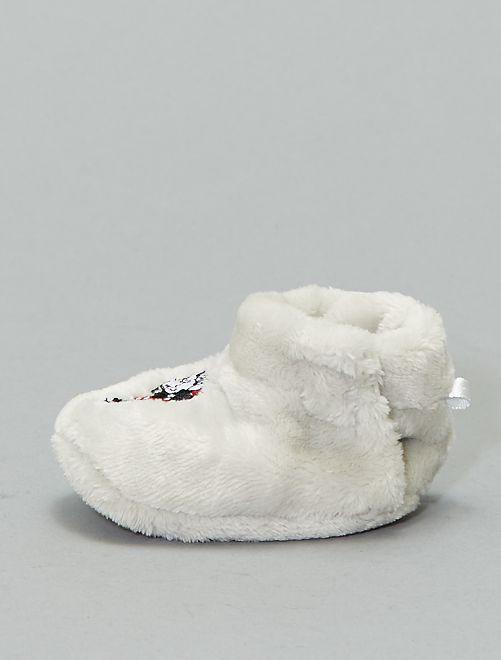 Pantofole in pile 'Disney'                                                     grigio