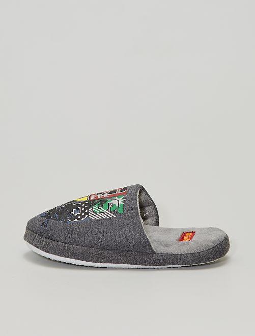 Pantofole mules 'Harry Potter'                             grigio