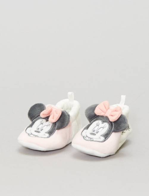 Pantofole pile 'Minnie' 'Disney'                                         minnie Neonato