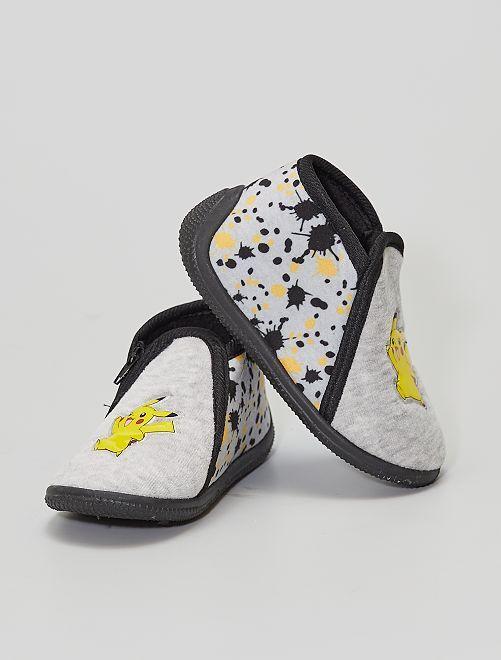 Pantofole 'Pokemon'                             grigio