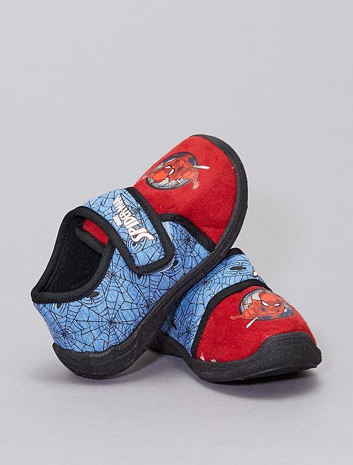 Pantofole 'Spider-Man' -                             ROSSO