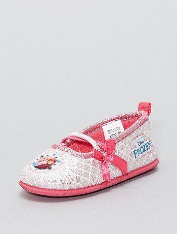 Pantofole stile ballerine 'Frozen - Il regno di ghiaccio' - Kiabi