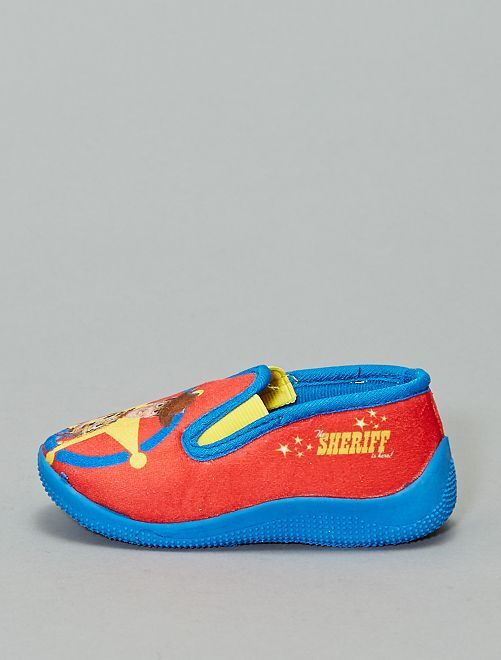 Pantofole 'Toy Story'                     rosso