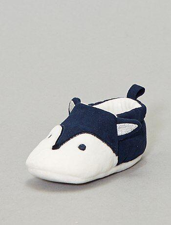 Pantofole 'volpe' - Kiabi
