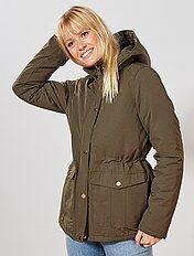 new arrivals 615c2 d3185 Cappotti e giacche da Donna | Kiabi