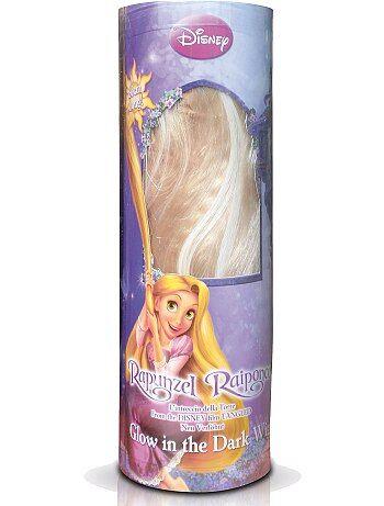 Parrucca bionda 'Rapunzel' - Kiabi
