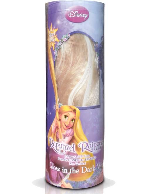 Parrucca bionda 'Rapunzel'                             giallo