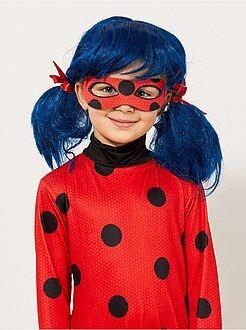 Bambini - Parrucca 'Ladybug' 'Miraculous' - Kiabi