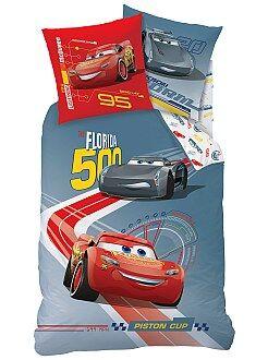Biancheria letto per bambini - Parure da letto 'Cars'