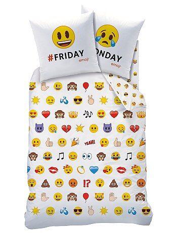 Parure da letto 'Emoji' - Kiabi