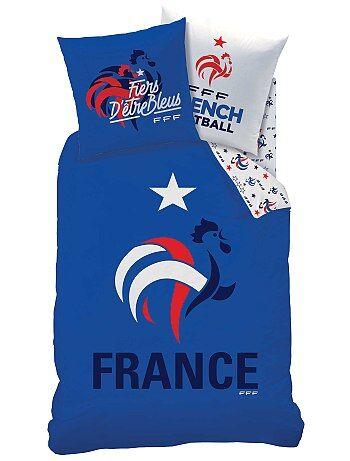 Parure da letto 'Equipe de France de foot' ('Nazionale di calcio francese') - Kiabi