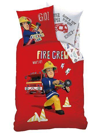Parure da letto 'Sam il pompiere' - Kiabi