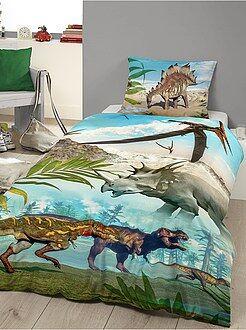 Parure da letto stampa 'Dinosauri'