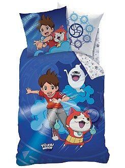 Biancheria letto per bambini - Parure da letto 'Yo-Kai Watch'
