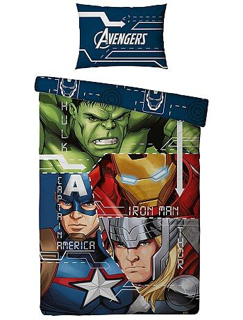 Parure letto 'Avengers' 'Marvel' - Kiabi