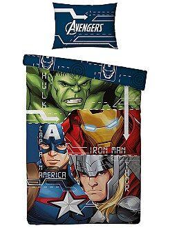 Biancheria letto per bambini - Parure letto 'Avengers' 'Marvel' - Kiabi