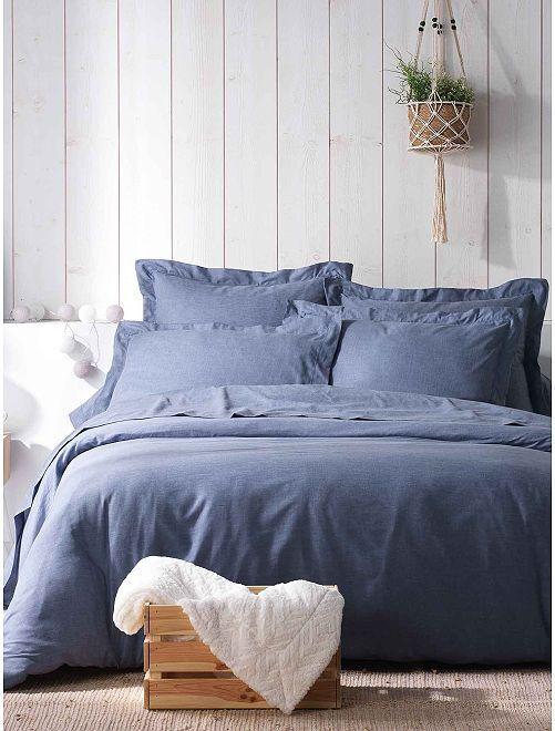 Parure letto                             blu Casa
