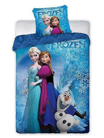 Parure letto 'Frozen - Il regno di ghiaccio' - Kiabi
