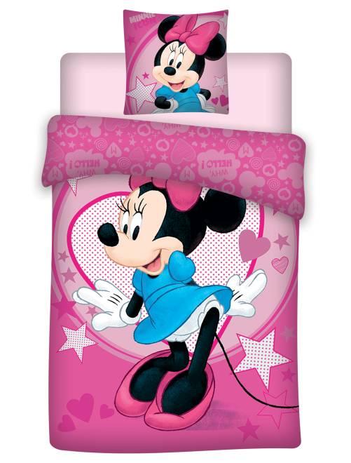 Parure letto 'Minnie'                             rosa