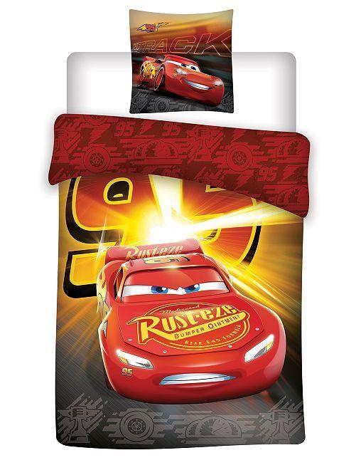 Parure letto singolo 'Cars' 'Disney'                             rosso