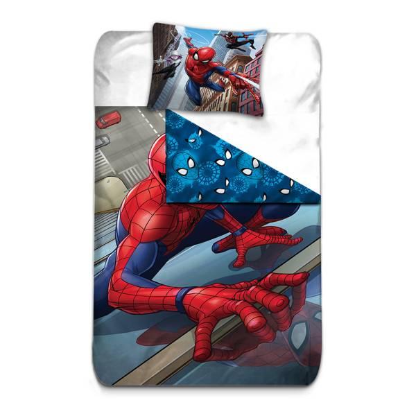 spedizioni mondiali gratuite migliori offerte su in vendita Parure letto 'Spiderman'
