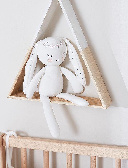 Peluche 'coniglio' stile bambola di pezza                             coniglio Neonata