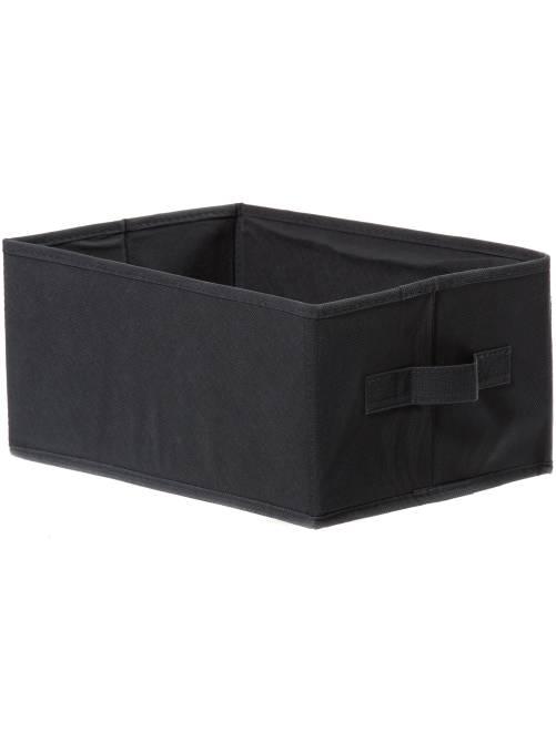 Piccola cesta pieghevole                                                                                                     nero Casa