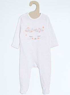 Bambina 0-36 mesi Pigiama cotone