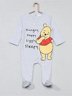Pigiami, accappatoi - Pigiama cotone 'Winnie the Pooh' - Kiabi