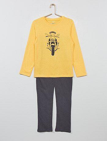 6639f1cf6e Saldi pigiami lunghi con fantasie e stampe dei supereroi Bambino   Kiabi