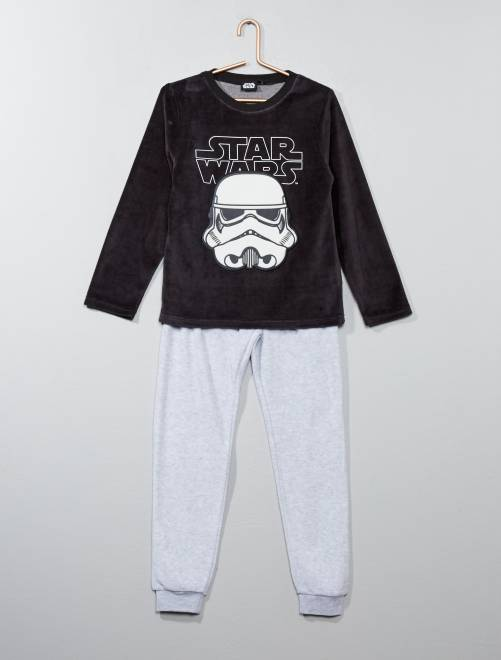 Pigiama 'Stormstroopers' 'Star Wars' 'Disney'                             grigio Infanzia bambino