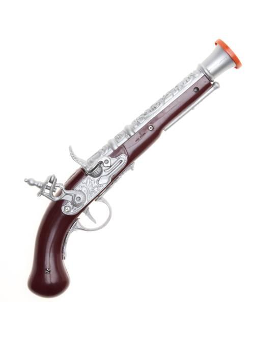 Pistola da pirata                             marrone/grigio