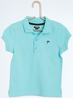 T-shirt - Polo maniche corte piqué di cotone