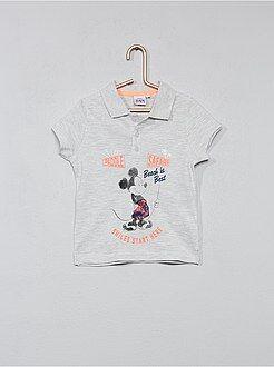 Polo stampa 'Topolino' 'Disney' - Kiabi