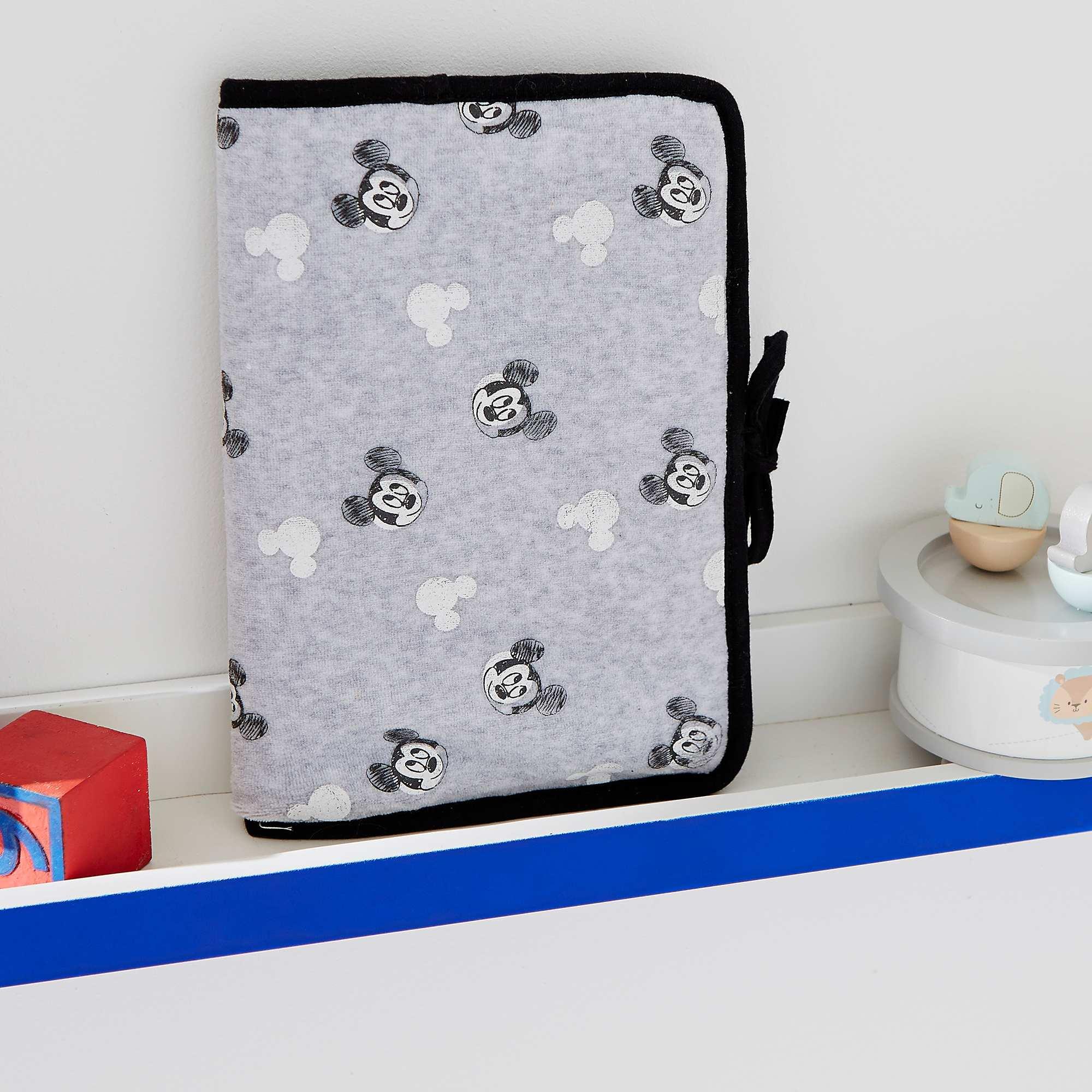 Porta libretto sanitario \'Mickey Mouse\' Neonato - blu - Kiabi - 8,00€