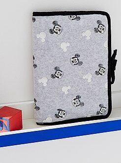 Porta libretto sanitario 'Mickey Mouse'